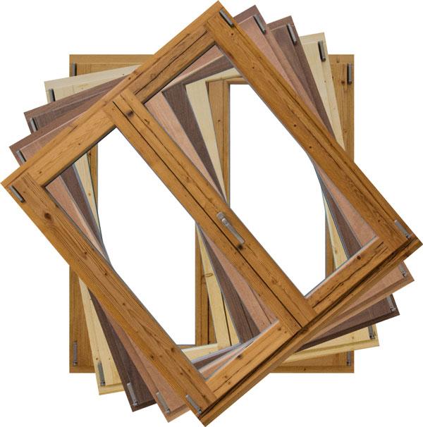 Combi Holzarten Waldland Moderne Fenster Und Haustüren Aus Holz