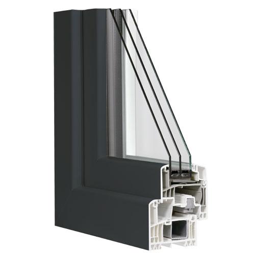 Farben oberfl chen waldland moderne fenster und - Fenster abdichten acryl ...